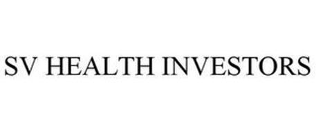 SV HEALTH INVESTORS