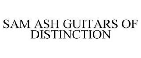 SAM ASH GUITARS OF DISTINCTION