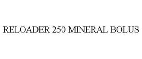 RELOADER 250 MINERAL BOLUS