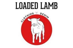 LOADED LAMB CLOTHING X DENIM