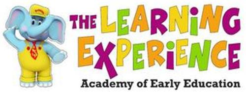 ABC 123 THE LEARNING EXPERIENCE ACADEMY OF EARLY EDUCATION BUBBLES THE ELEPHANT