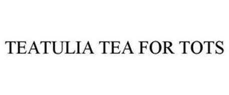 TEATULIA TEA FOR TOTS