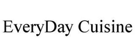 EVERYDAY CUISINE