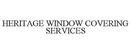 HERITAGE WINDOW COVERING SERVICES