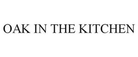 OAK IN THE KITCHEN