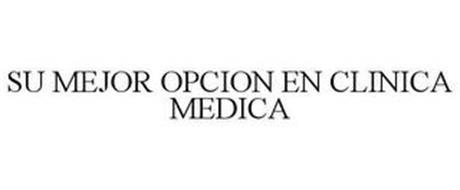 SU MEJOR OPCION EN CLINICA MEDICA