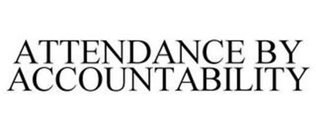 ATTENDANCE BY ACCOUNTABILITY