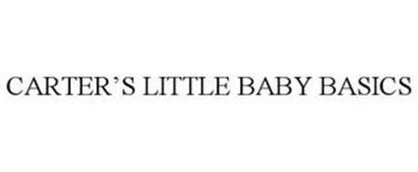 CARTER'S LITTLE BABY BASICS