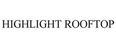 HIGHLIGHT ROOFTOP