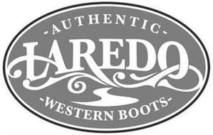 AUTHENTIC LAREDO WESTERN BOOTS