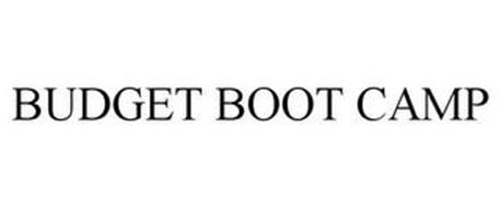 BUDGET BOOT CAMP