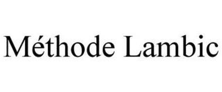 MÉTHODE LAMBIC