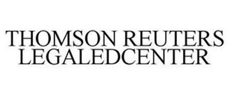 THOMSON REUTERS LEGALEDCENTER