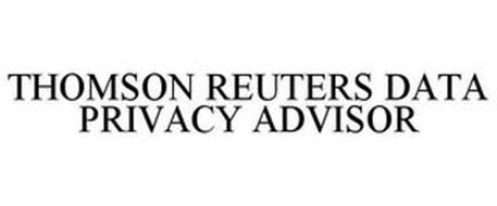 THOMSON REUTERS DATA PRIVACY ADVISOR