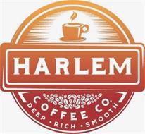 HARLEM COFFEE CO. DEEP RICH SMOOTH