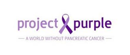 PROJECT PURPLE A WORLD WITHOUT PANCREATIC CANCER