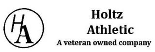 HA HOLTZ ATHLETIC A VETERAN OWNED COMPANY