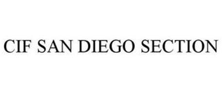 CIF SAN DIEGO SECTION