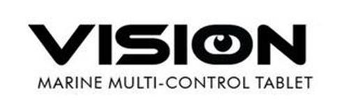VISION MARINE MULTI-CONTROL TABLET