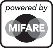 POWERED BY MIFARE