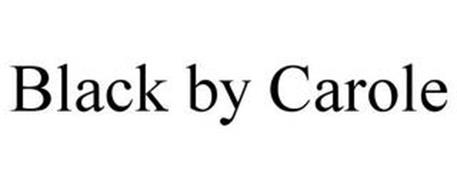BLACK BY CAROLE