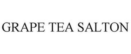 GRAPE TEA SALTON