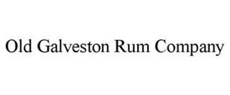 OLD GALVESTON RUM COMPANY