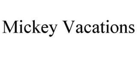 MICKEY VACATIONS