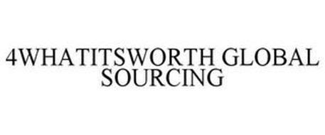 4WHATITSWORTH GLOBAL SOURCING
