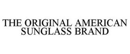 THE ORIGINAL AMERICAN SUNGLASS BRAND
