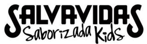 SALVAVIDAS SABORIZADA KIDS