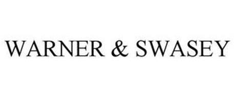 WARNER & SWASEY