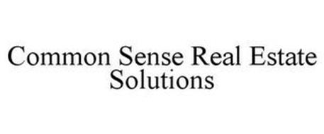 COMMON SENSE REAL ESTATE SOLUTIONS