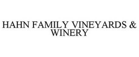 HAHN FAMILY VINEYARDS & WINERY