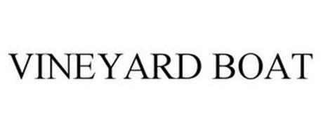 VINEYARD BOAT