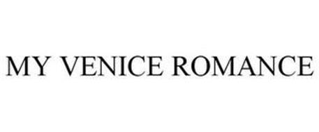 MY VENICE ROMANCE