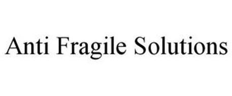 ANTI FRAGILE SOLUTIONS