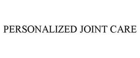 PERSONALIZED JOINT CARE