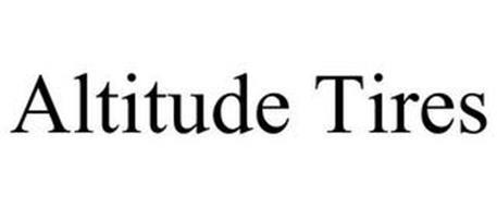 ALTITUDE TIRES
