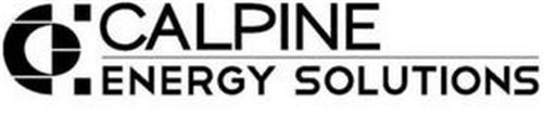 C CALPINE ENERGY SOLUTIONS