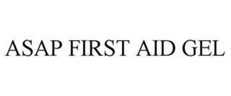 ASAP FIRST AID GEL