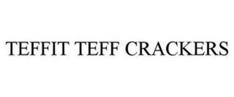 TEFFIT TEFF CRACKERS