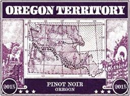 OREGON TERRITORY PINOT NOIR OREGON