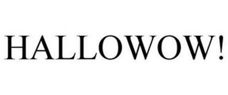 HALLOWOW!
