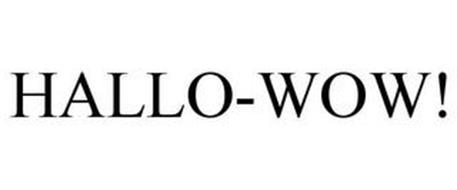 HALLO-WOW!