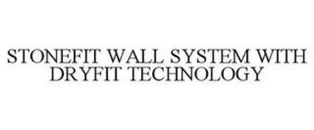 STONEFIT WALL SYSTEM WITH DRYFIT TECHNOLOGY