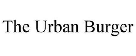 THE URBAN BURGER