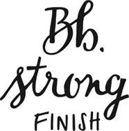BB. STRONG FINISH