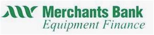 M MERCHANTS BANK EQUIPMENT FINANCE