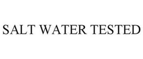 SALT WATER TESTED